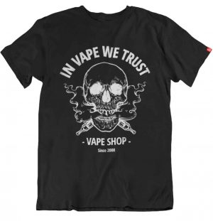 CAMISETA VAPE SHOP