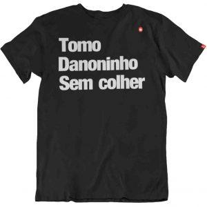 CAMISETA TOMO DANONINHO SEM COLHER