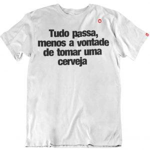 CAMISETA TUDO PASSA
